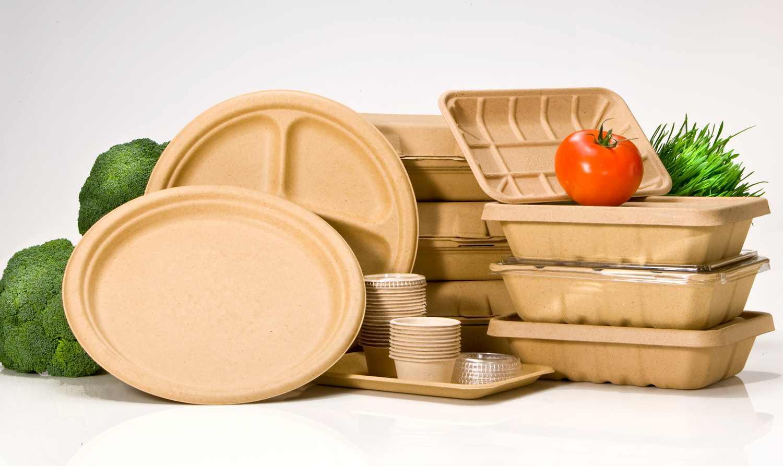 эко одноразовая посуда
