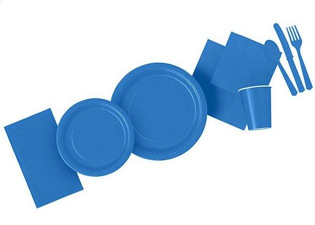 Купить набор одноразовой посуды СПб