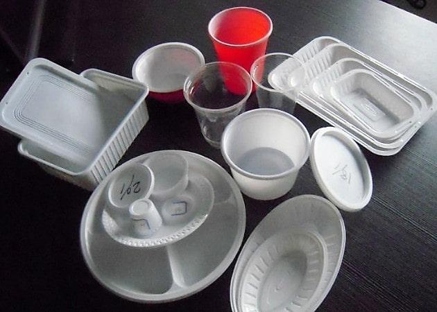 Купить одноразовую посуду метро Комендантский проспект