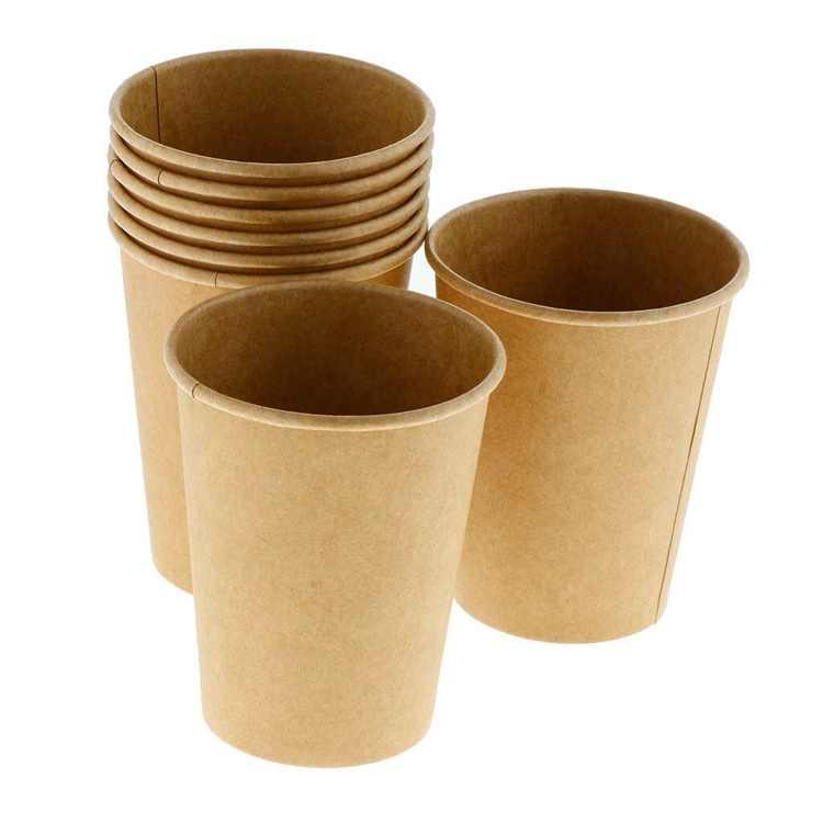 картонные стаканы