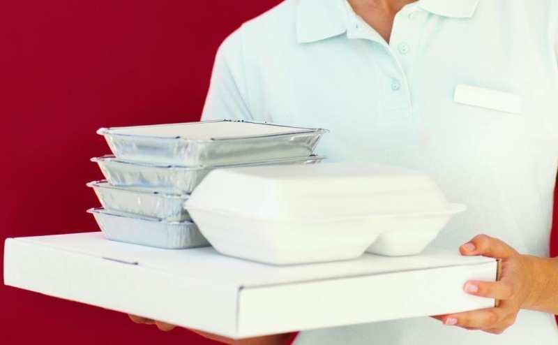 Купить одноразовые ланч-боксы оптом в регионах с доставкой