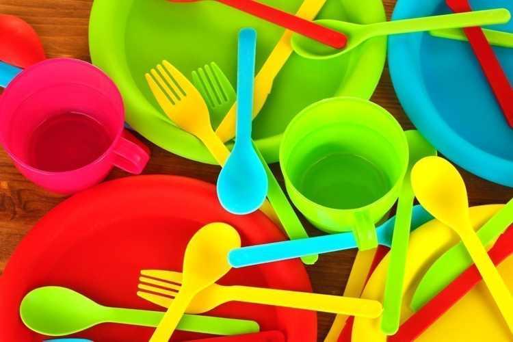 пластиковая посуда в новосибирске